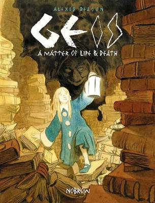 Geis A Matter of Life and Death by Alexis Deacon