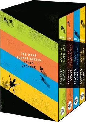 Maze Runner Series - Box Set by James Dashner
