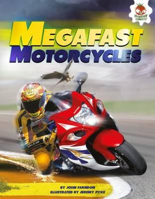 Mega Fast Superbikes by John Farndon