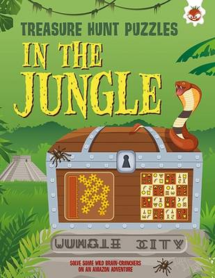 Treasure Hunt Puzzle In the Jungle by Gareth Moore