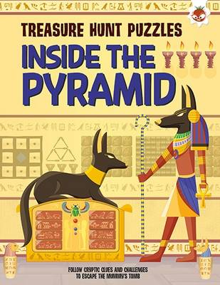 Treasure Hunt Puzzles Inside the Pyramid by Gareth Moore
