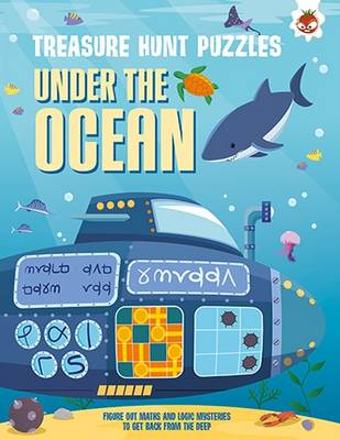 Treasure Hunt Puzzles - Under the Ocean by Gareth Moore