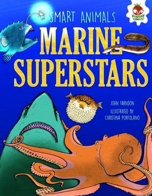Smart Animals - Marine Superstars by John Farndon