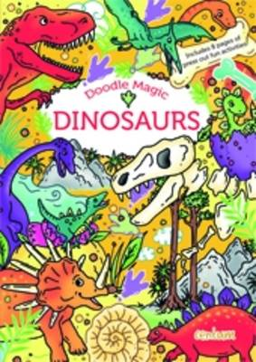 Doodle Magic Dinosaurs by