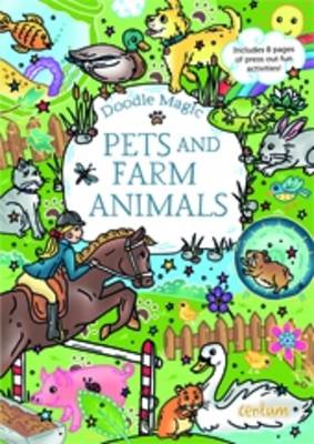 Doodle Magic Pets and Farm Animals by