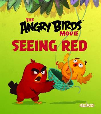Angry Birds Movie Seeing Red Picture Book by