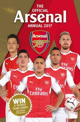 The Official Arsenal Annual by Grange Communications