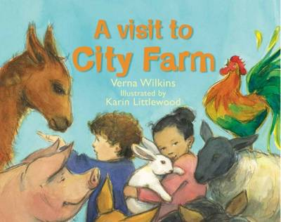 A Visit to City Farm by Verna Wilkins