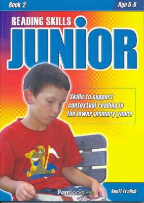 Junior Reading Skills Book 1 by Geoff Frolich
