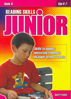 Junior Reading Skills Book 2 by Geoff Frolich