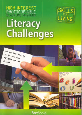 Literacy Challenges Book 1 High Interest by Kerry Ginever