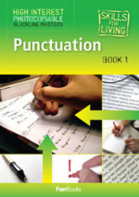 Punctuation Book 1 High Interest by Dr. Nancy Mills