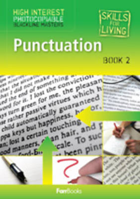 Punctuation Book 2 High Interest by Dr. Nancy Mills