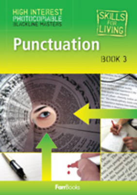 Punctuation Book 3 High Interest by Dr. Nancy Mills