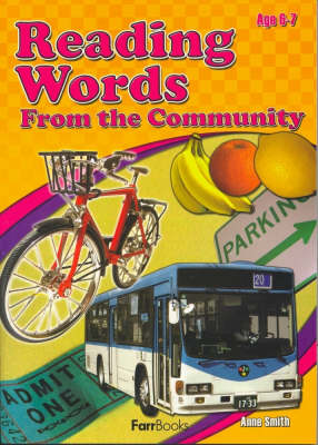 Reading Words from the Community by Anne Smith