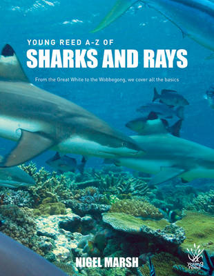 A-Z Sharks and Rays by Nigel Marsh