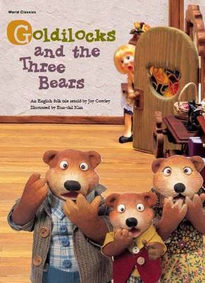 Goldilocks and the Three Bears by Joy Cowley, Cecil Kim