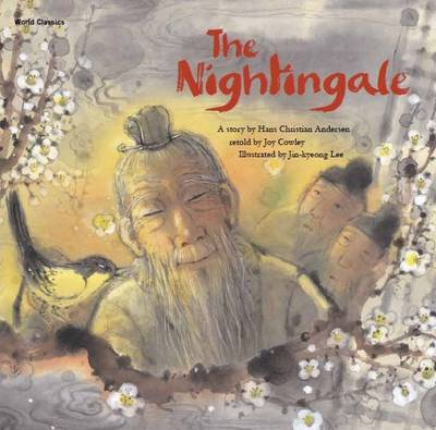 The Nightingale by hans christian Andersen, Joy Cowley, So-Yeon Yim
