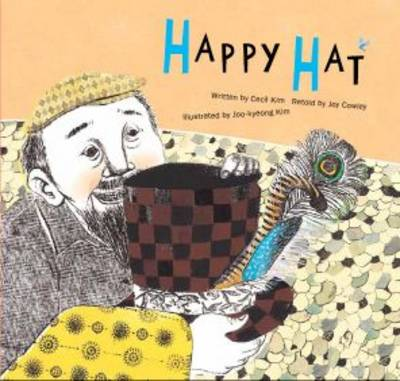 Happy Hat Positive Thinking by Cecil Kim, Joy Cowley, Jungah Lee