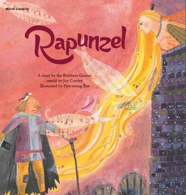 Rapunzel by The Brothers Grimm, Cecil Kim