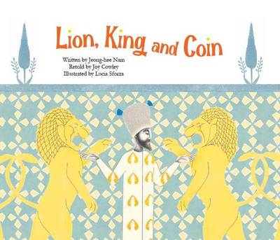 Lion, King and Coin The First Coin (Turkey) by Jeong-Hee Nam