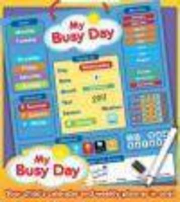My Busy Day Wall Chart by