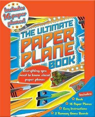 The Ultimate Paper Plane Kit by