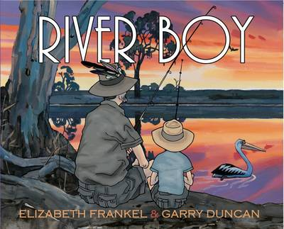 River Boy by Elizabeth Frankel