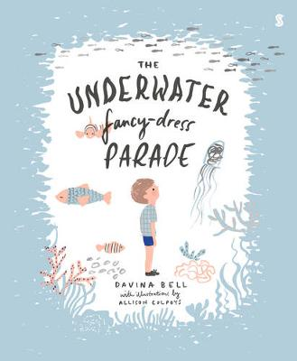 The Underwater Fancy-Dress Parade by Davina Francesca Bell