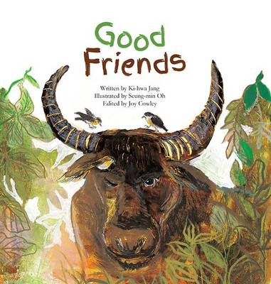 Good Friends Animal Mutualism by Ki-Hwa Jang