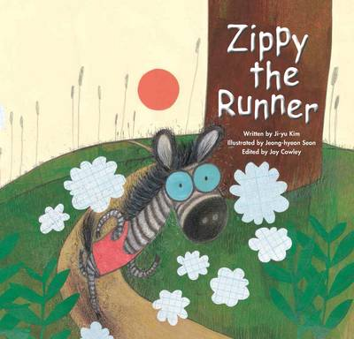 Zippy the Runner Positive Attitude by Ji-Yu Kim