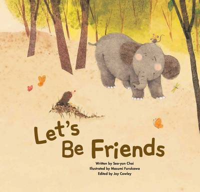 Let's be Friends Friendship by Seo-Yun Choi