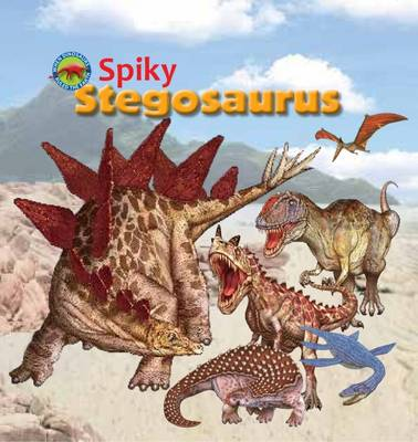 Spiky Stegosaurus by Tortoise Dreaming
