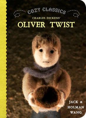 Cozy Classics Oliver Twist by Jack Wang, Holman Wang