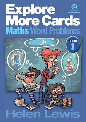 Explore More Cards - Maths Word Problems Years 4-5 by Helen Lewis