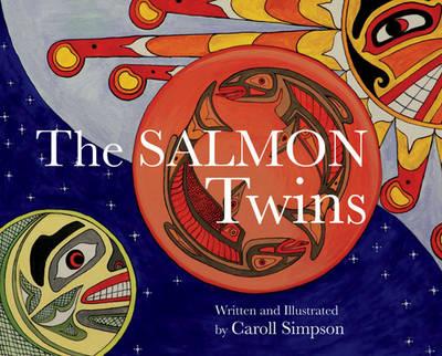 Salmon Twins by Caroll Simpson
