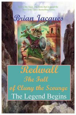 Redwall the Fall of Cluny the Scourge by Brian Jacques