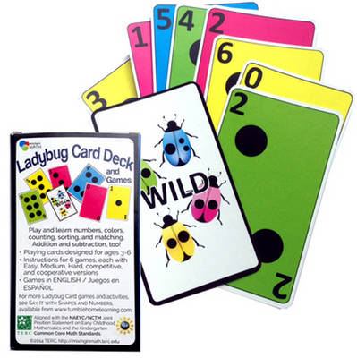 Ladybug Card Deck with Games by Marlene Kliman
