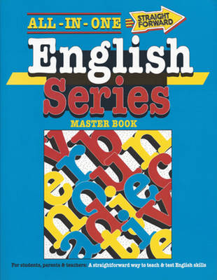 All-In-One English Series Master Book by Stanley Collins