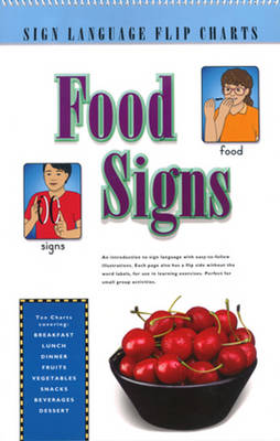 Food Signs (Flip Chart) by Stanley Collins