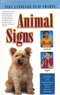 Animal Signs (Flip Chart) by Stanley Collins