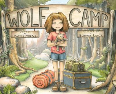 Wolf Camp by Katie McKy