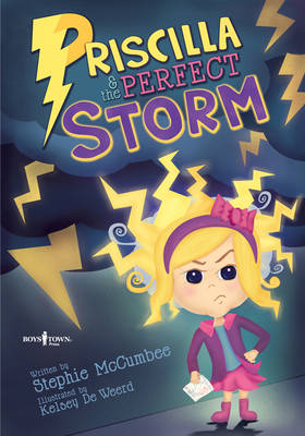 Priscilla & the Perfect Storm by Stephie McCumbee