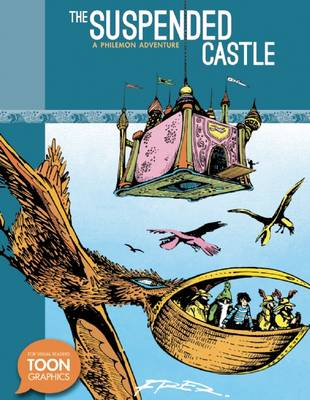 The Suspended Castle A Philemon Adventure by N/A