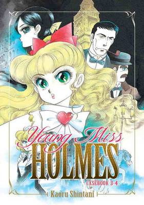 Young Miss Holmes Casebook by Kaoru Shintani