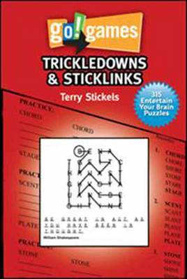 Go! Games Trickledowns and Sticklinks by Terry H. Stickels