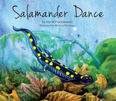 Salamander Dance by David Fitzsimmons