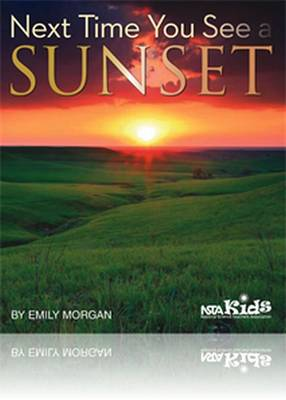 Next Time You See a Sunset by Emily Morgan