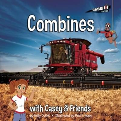 Combines by Holly Dufek