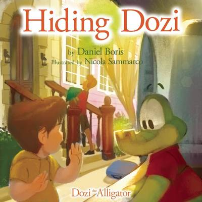 Hiding Dozi by Daniel Boris